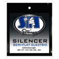 Silencer Semi Flat Electric Extra Light