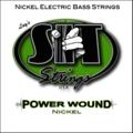 Recess Wound Nickel Bass 5-String Medium (Extra Long)