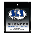 Silencer Semi Flat Electric Light