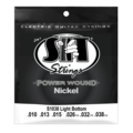 Power Wound Electric Light Bottom