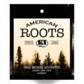 American Roots Monel Acoustic Light