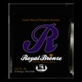 Royal Bronze Acoustic 12-String Light