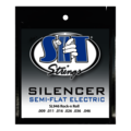 Silencer Semi Flat Electric Rock-N-Roll