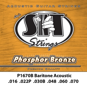 Phosphor Bronze Acoustic Baritone picture