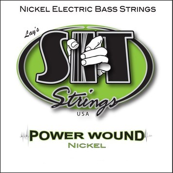 Power Wound Bass Universals Balanced Tension 4-String picture
