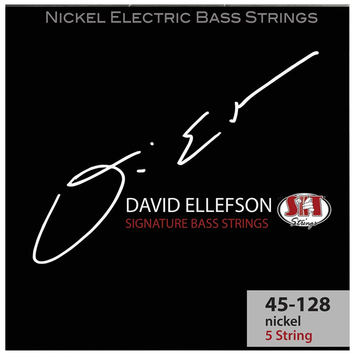 David Ellefson Signature Series 5-String (Extra Long) picture