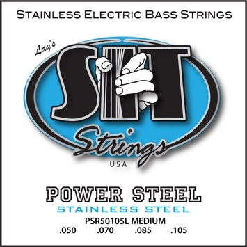Power Steel Bass Medium picture