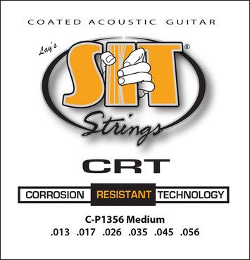CRT Coated Phosphor Bronze Acoustic Medium 13-56 picture