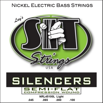 Silencer Nickel Bass Light picture