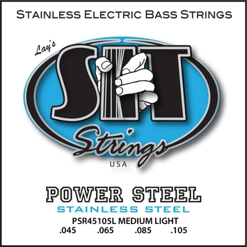 Power Steel Bass Medium-Light picture