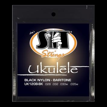 Baritone Uke (Black Nylon) picture