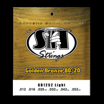 Golden Bronze 80/20 Acoustic Light picture