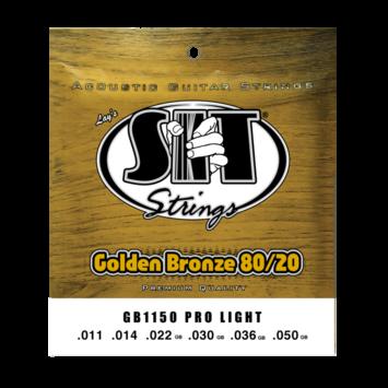 Golden Bronze 80/20 Acoustic Pro Light picture
