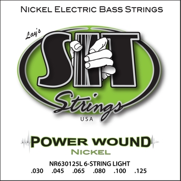 Power Wound Bass 6-String picture