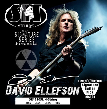 David Ellefson Signature Series 4-String (EXTRA LONG SCALE) picture