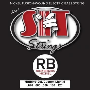 RB Nickel Custom Light 5-String picture