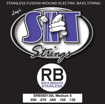 RB Stainless 5-String Medium picture
