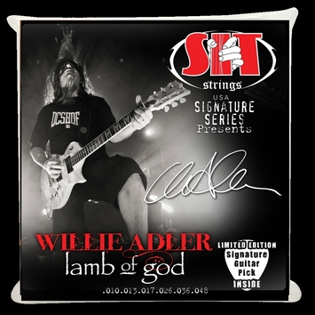 Willie Adler Signature Power Wound 10-48 picture