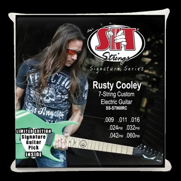 Rusty Cooley Signature Series Power Wound 7-String picture
