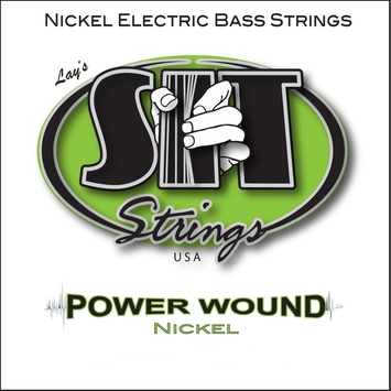 Power Wound Bass 6-String Custom Light picture