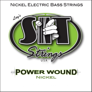 Power Wound Bass 8-String Light picture