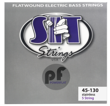 Power Flat 5-String 45-130 picture