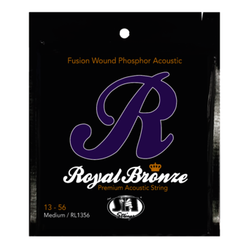Royal Bronze Acoustic Medium picture
