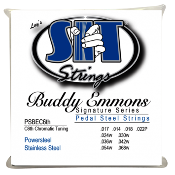 Buddy Emmons Signature Series C6th Stainless picture