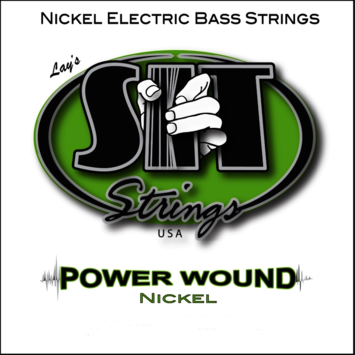 Recess Wound Nickel Bass 5-String Medium (Extra Long) picture