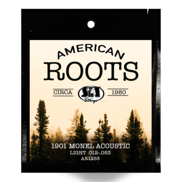 American Roots Monel Acoustic Light picture
