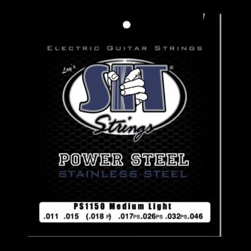 Power Steel Electric Medium-Light picture