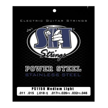 Power Steel Electric Medium-Light picture