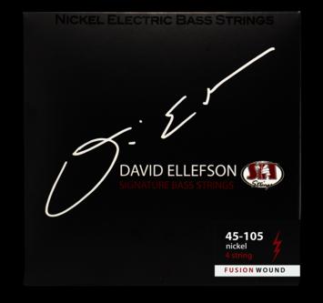 David Ellefson FUSION 4-String picture
