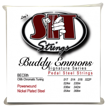 Buddy Emmons Signature Series C6th Nickel picture