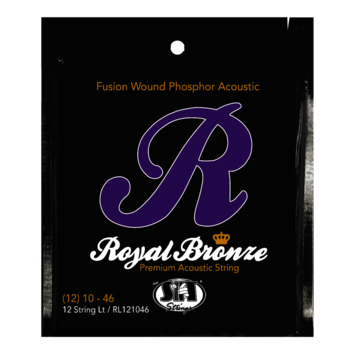 Royal Bronze Acoustic 12-String Light picture
