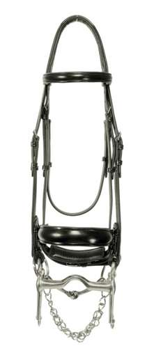 UNI-CROWN (CAPRIOLE) HEADSTALL picture