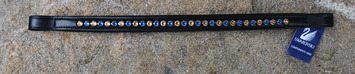 AMBER STONE BROWBAND picture