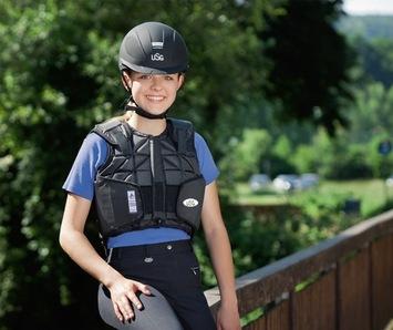 USG FLEXI MOTION CHILDRENS BODY PROTECTOR VEST picture