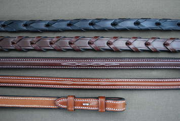 LACED REINS picture
