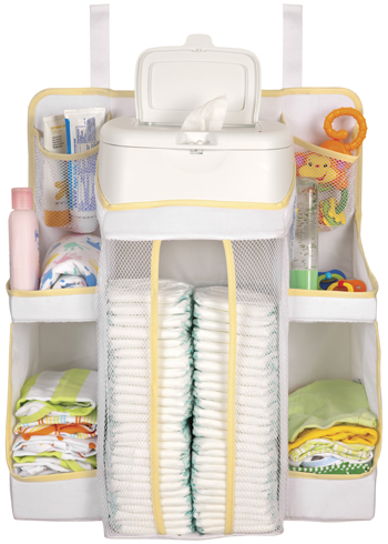 nursery organizer picture