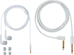 Earphones/Guitar Cable Set picture