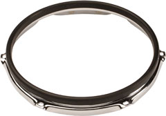 """V-Drum Pad Hoop w/ Rubber Coating - 10"""" picture"""