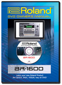 BR-1600CD DVD Owner's Manual
