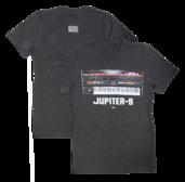Jupiter-8 Crew TShirt LG