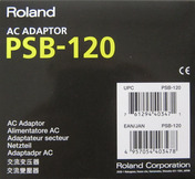 AC Adapter (PSB-1U Equivalent - Replaces: ACB-120, ACF-120, ACK-120, ACI-120)