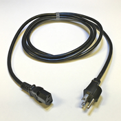 AC Cord Set 3-prong