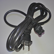 AC CORD 2-prong Polarized