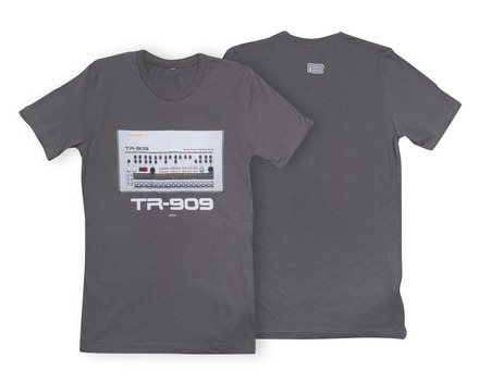 TR-909 Crew T-Shirt Asphalt MD picture