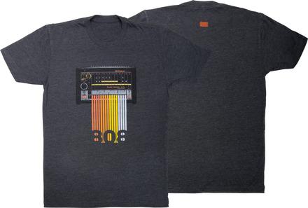 TR-808 Grey T-Shirt Medium picture