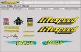 1996 CLASSIC DECALS